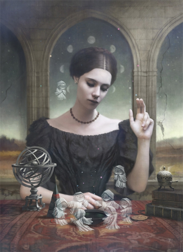 cassandra by Tom Bagshaw