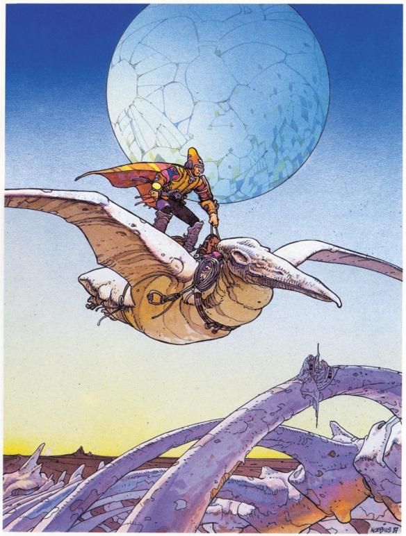 Mobius flight