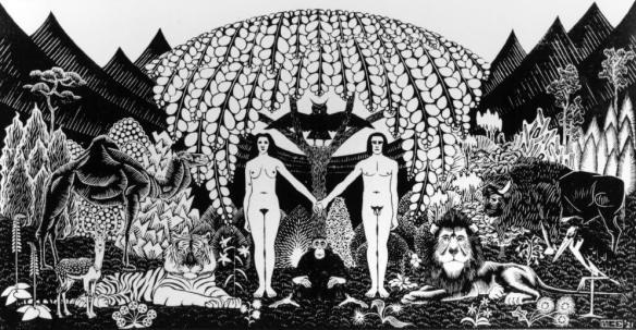 Paradise MC Escher