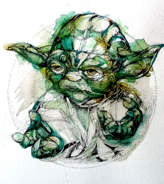 Yoda Abby Diamond