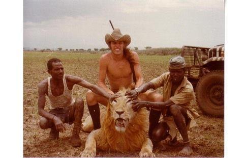 Nugent lion