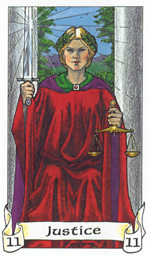 Justice RW