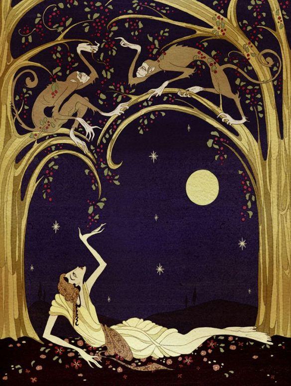 Kate Balay olive fairy book